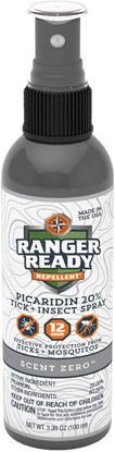 Scent Zero 3.4 oz. Ranger Ready will help you stay protected.