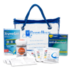 Travelers' diarrhea kits provide everything you need to avoid the sometimes embarrassing symptoms.