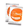 DiaResQ sachets make staying healthy while traveling easy.