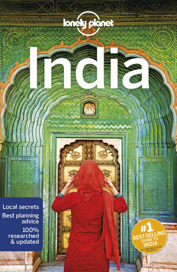 Picture of Lonely Planet India Book