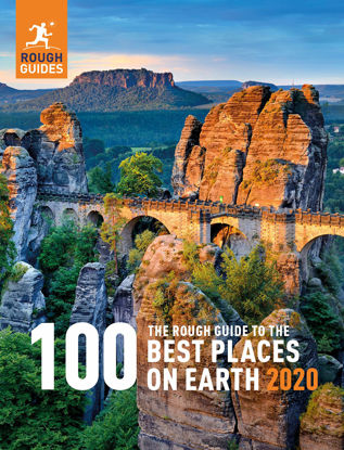 Picture of The Rough Guide of the 100 Best Places on Earth 2020