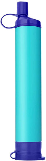 Albert's Filter Portable Personal Water Filter Straw Purifier for Travel