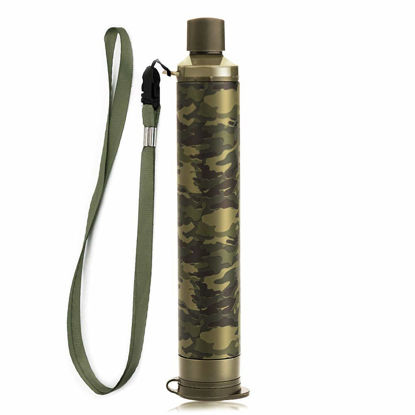 Membrane Solutions Survival Water Filtration Straw