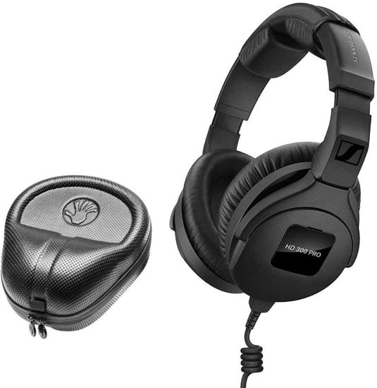 Picture of Sennheiser HD 300 Pro Collapsible High-End Monitoring Headphone